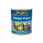 Rustins Metal Paints Smooth Satin