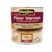 Rustins Quick Dry Floor Varnish