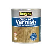 Rustins Quick Dry Varnishes