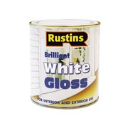 Rustins White Paints