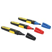 Stanley Tools FatMax Triple Pack Chisel Tip Markers