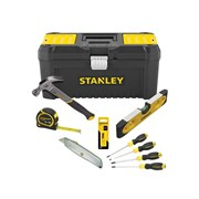 Stanley Tools Essential Toolkit, 7 Piece