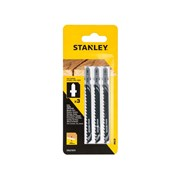Stanley Tools Jigsaw Blade T Shank Fast Wood Hcs