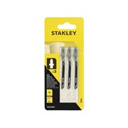 Stanley Tools Jigsaw Blade T Shank Curved Wood Hcs