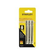 Stanley Tools Jigsaw Blade T Shank Laminate Wood Hcs