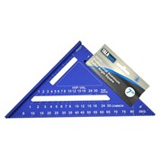 Heavy-Duty Aluminium Rafter Square 175mm (7in)