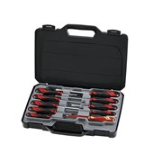 Teng MD910N Screwdriver Set In Case 10 Piece