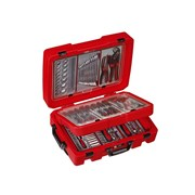 Teng Flight Style Carry Case Kit, 113 Piece