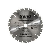 Trend Craft Pro Saw Blade for Cordless Saws