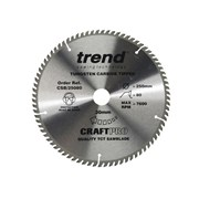 Trend Craft Pro Saw Blade, Extra Fine Finish