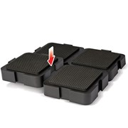Trend Loc/blk/pk1 Loc Block Support Pack (Anti-Slip)