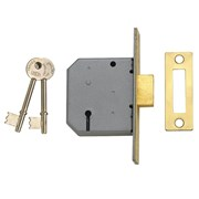 UNION 3 Lever Mortice Deadlocks - 2177