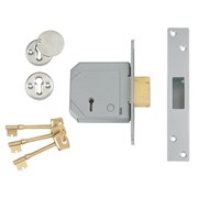 3G114E 5 Lever Mortice Deadlocks BS C Series
