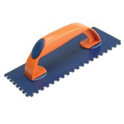 Vitrex Notched Tile Trowel 4/7mm Plastic 11in x 4.1/2in