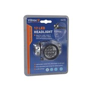 Vitrex Headlamp 12 LED