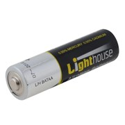 XMS Lighthouse AA Batteries Bulk Pack of 24