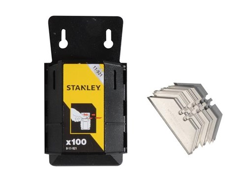 XMS Stanley 11-921 Knife Blades 100 Pack