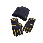 "CLC Flex-Gripâ""¢ Carpenter's Glove and Beanie"