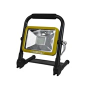 Faithfull SMD Folding Rechargeable Work Light 20W 1800 Lumen