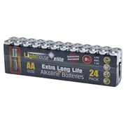Lighthouse AA Batteries (Pack 24)
