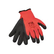 Scan Orange/Black Knitshell Thermal Gloves (Pack 5)