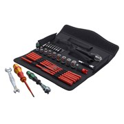 XMS Wera KK W1 Maintenance Kit, 35 Piece