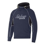 Snickers 2815 Logo Hoodie Snickers Ireland (NAVY-BLACK)