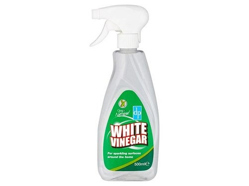 Clean & Natural White Vinegar 500ml