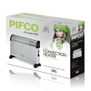 PIFCO 2000W CONVECTION HEATER PE108