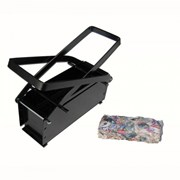 Paper Log Briquette Maker Recycle Eco Fire Fuel Brick Block Newspaper