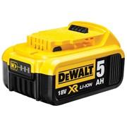 DCB184 XR Slide Battery Pack 18 Volt 5.0Ah Li-Ion
