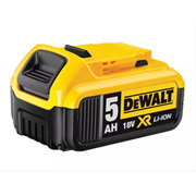 DEWALT DCB184 XR Slide Battery Pack 18V 5.0Ah Li-Ion
