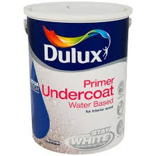 Dulux Dulux Stay White With Aquatech Undercoat paint