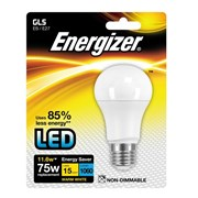 Energizer Lighting E27 Warm White Blister Pack GLS ES 11.6w