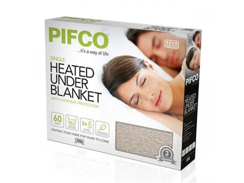 Pifco 60W Single Under Blanket PE109