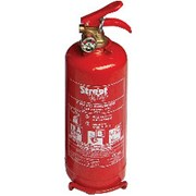 Dry Powder ABO Fire Extinguisher with Gauge 2kg