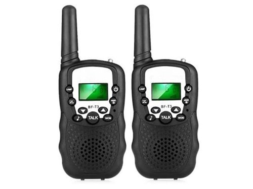 Black Friday Deals WALKIE TALKIE 2 WAY RADIO TWIN PACK