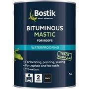 Bostik Bituminous Mastic For Waterproofing Roofs