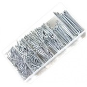 Cotter pin assortment kit 500pc