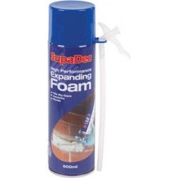 SupaDec Expanding Foam 750ml
